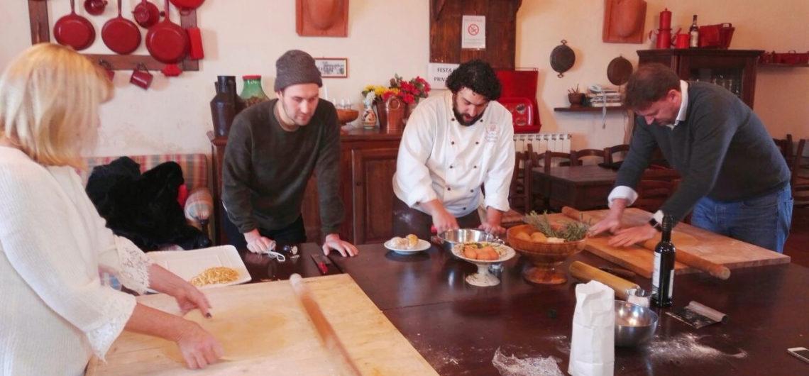 chef a domicilio vicino Firenze