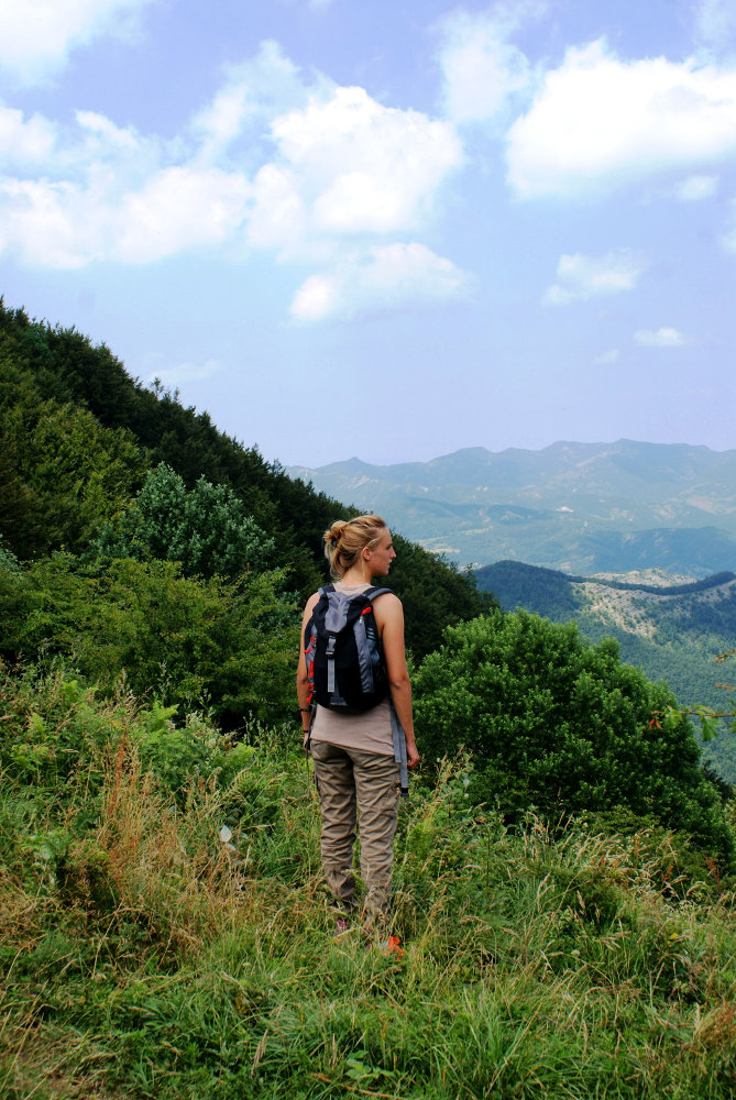 trekking e mounatain bike vicino Firenze