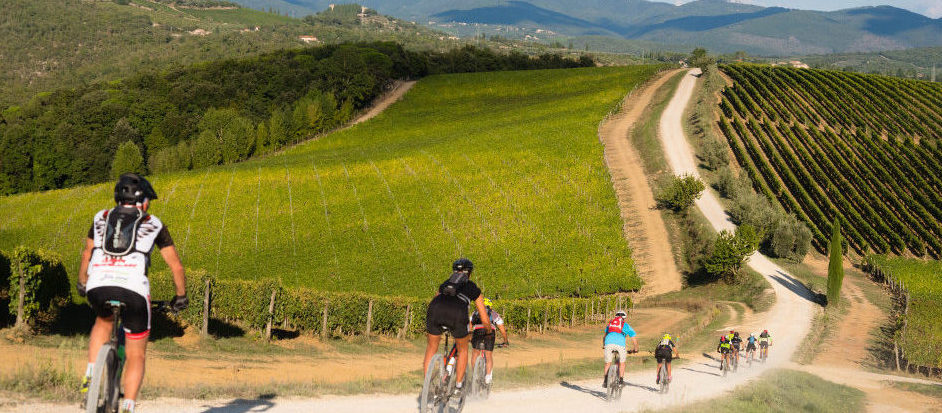 toscana tour guidato in bicicletta