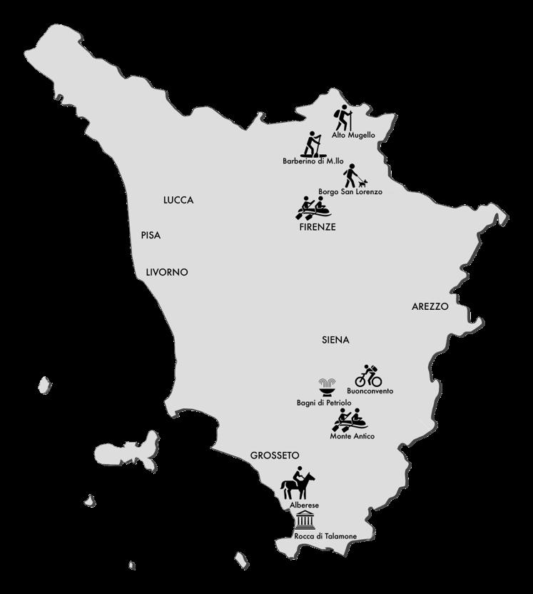 Toscana Vacanza Avventura