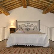 Agriturismo Il Giardino - Fienile - Bedroom on the gallery 1
