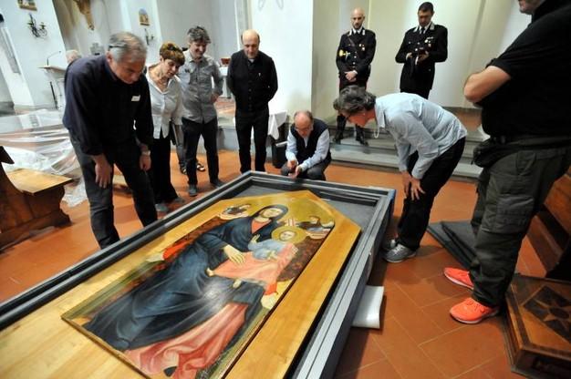 Giotto e il Mugello
