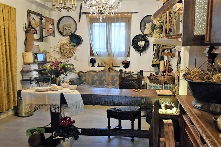 creative furnishing in Mugello