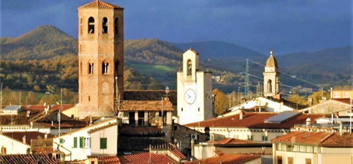 Borgo San Lorenzo art town