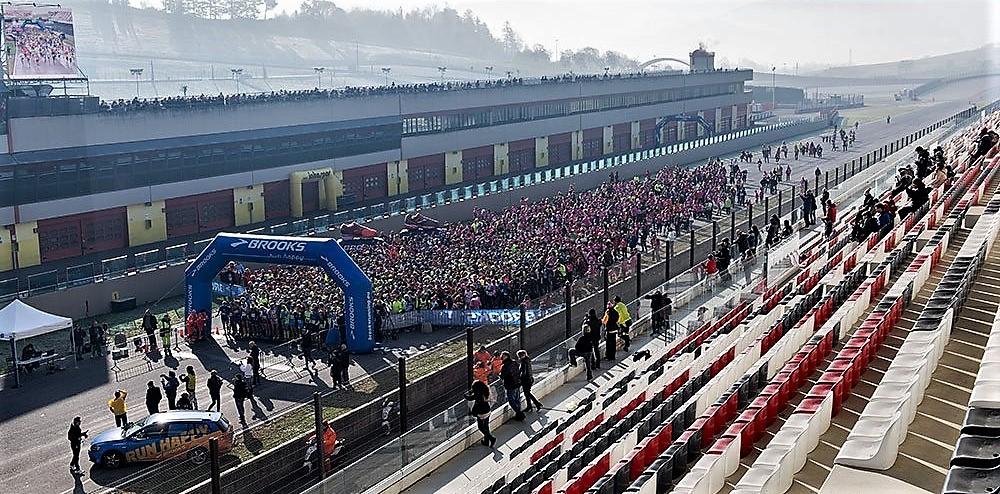 Mugello GP run