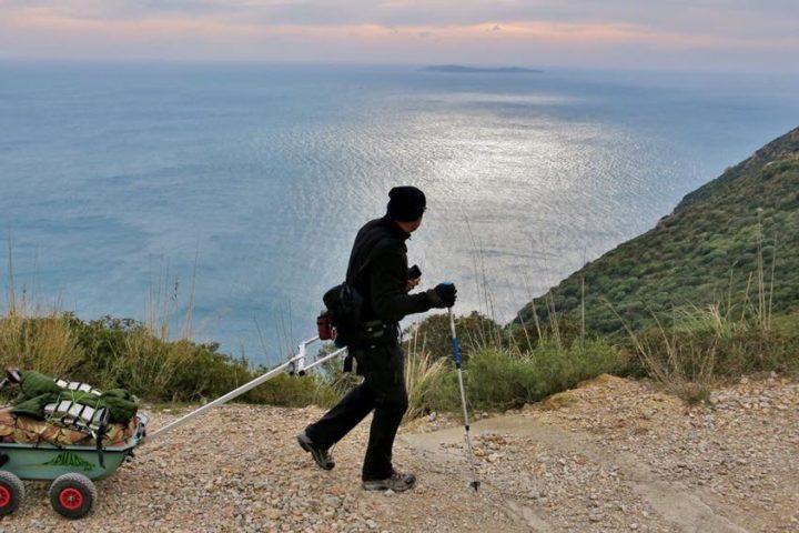 Trekking with Armadillo3