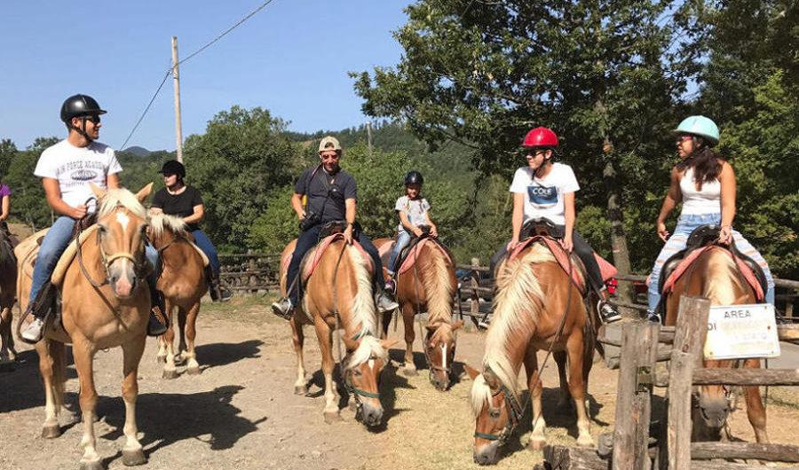 vacanze avventura Toscana