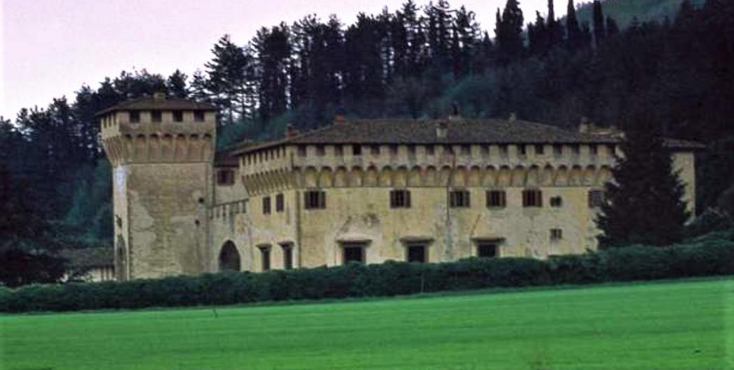 Villa di Cafaggiolo in Mugello